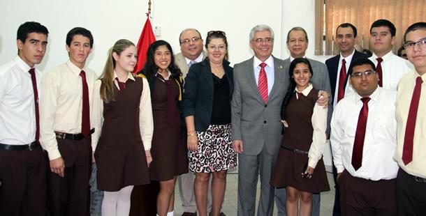 Destacada participación de estudiantes del IPT en la Expoferia Internacional MILSET