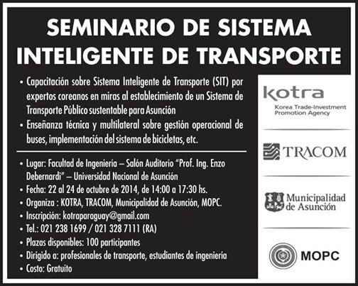 Sistema Inteligente de Transporte