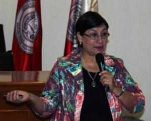 Prof. Lic. Julia Irene Segovia
