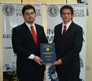 Ing. Electromecánico Federico Iván Orué e Ing. Mecánico Ever Amado Ramírez