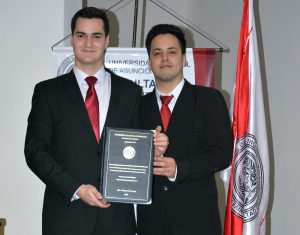 Ing. Civil lejandro Bordón e Ing. Civil Fernando Enrique Martínez