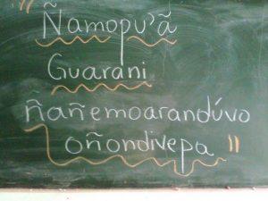 25 de agosto se conmemora el Día del Idioma Guaraní